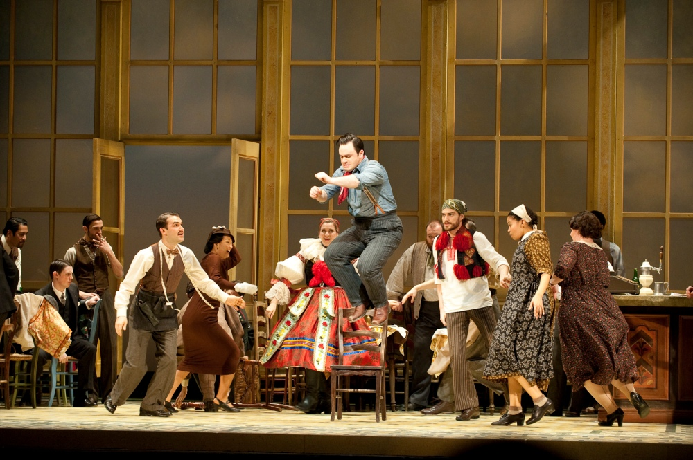 Bartered Bride - Juilliard Opera