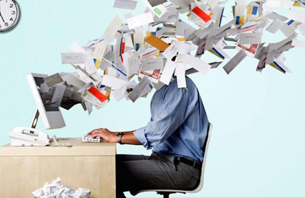 Digital overload
